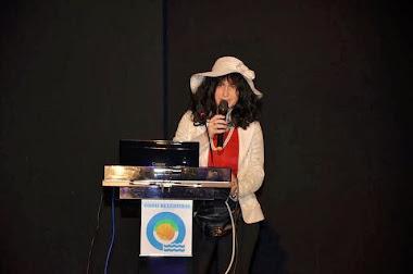 Keynote Speak  World Peace